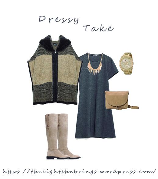 dress take